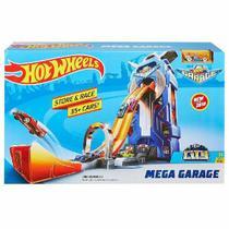 Hot Wheels Mega Garagem Mattel FTB68 -