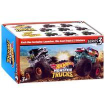 Hot Wheels Mini Monster Trucks Surpresa - Mattel - Sunny