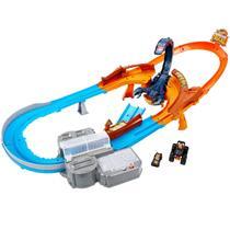Hot Wheels Monster Truck Pista Escape Do Escorpião GNB05 - Mattel -