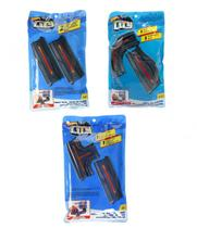 Hot Wheels Pista C/ 3pc Reta+interseção+curva Fxm38 - Mattel -