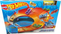 Hot Wheels Pista Campeonato De Drifting - Mattel