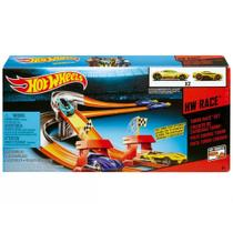 Hot Wheels Pista Color Turbo Corrida - DNN81/2 - Mattel