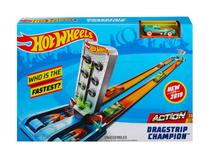 Hot Wheels Pista de Campeonato - Mattel