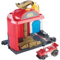 Hot Wheels Pista e Acessorio CITY Conjunto Basico Sortido - Mattel