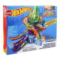 Hot Wheels Pista Estacao Cientifica, Mattel Ccp76 -