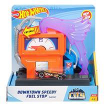 Hot Wheels Posto De Gasolina FMY95C  - Mattel -