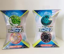 Hot Wheels Spin Shotz Disco (Produto Sortido) - Mattel