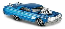 Hot Wheels Tooned '64 Chevy Impala GHD48 (14678) - Mattel