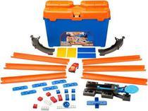 Hot Wheels - Track Builder Kit Completo - Mattel DWW95 -