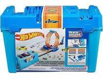Hot Wheels Track Builder Kit De Looping Mattel - Flk89 - Mga