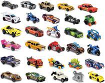 Hotwheels - Novo Sortimento - Carrinhos Basicos MATTEL - Hot Wheels