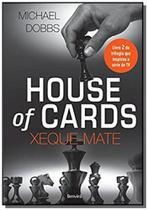 House of cards: xeque-mate - livro 2 - Saraiva