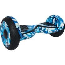 Hoverboard Scooter 10 Bat Samsung Bluetooth Soldier Mymax -