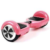 Hoverboard Scooter Elétrico Foston Rosa 3000s Bluetooth 6,5pol. -
