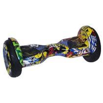 Hoverboard Skate Elétrico 10' Brinkway 36V c/ Led e Bolsa - Importway
