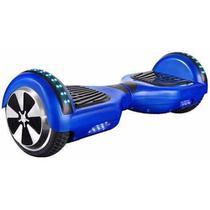 Hoverboard Smart Balance Whell 6.5 polegadas Azul com Blueto - Luuk young