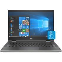 HP x360 (Ultrabook 2-in-1) Intel 10ª geração i7-10510U tela 14' FHD Nvidia MX250 SSD 512Gb NVMe RAM 32Gb -