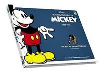 HQ Anos de Ouro de Mickey: Mickey na Ilha Misteriosa Walt Disney Edição de Colecionador Capa Dura - Abril -