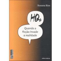 Hqs - Quando a Ficção Invade a Realidade - Col. Escrita Contemporânea - Scipione -