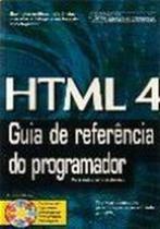 Html 4 - guia de ref.do programador - Ciencia Moderna