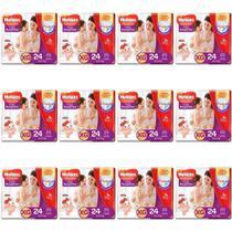 Huggies Supreme Care Fralda Infantil Roupinha XG C/24 (Kit C/12) -
