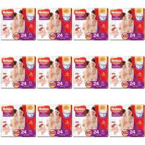 Huggies Supreme Care Fralda Infantil Roupinha XG C/24 (Kit C/12)