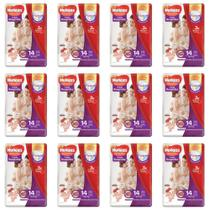 Huggies Supreme Care Roupinha Jumbo Fralda Infantil Xg C/14 (Kit C/12) -