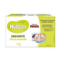 Huggies Turma Da Mônica Camomila Sabonete 75g -