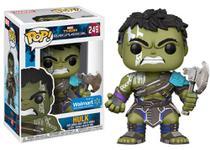 Hulk - Funko Pop - Thor Ragnarok - Marvel - 249 - Walmart Exclusive -