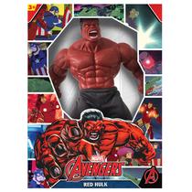 Hulk vermelho - revolution - Mimo