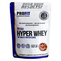 Hyper Whey 900g Chocolate - Profit -