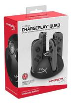 Hyperx Chargeplay Quad - Nintendo Switch -