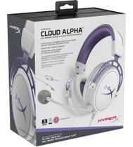 HyperX Cloud Alpha Purple -