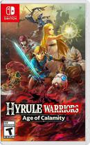 Hyrule Warriors: Age of Calamity - Switch - Nintendo