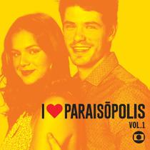 I Love Paraisópolis - Vol. 1 - CD - Som livre
