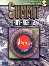 Ibeu rj - summit 2 split advanced with wb + super cd-rom - Pearson (importado) -