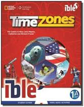 Ible - time zones 1a - Cengage