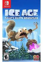 Ice Age Scrats Nutty Adventure - Switch -