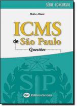 Icms de São Paulo: Questões - Ferreira