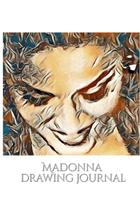 Iconic Madonna drawing Journal Sir Michael Huhn designer - Blurb -