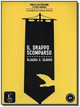 Il drappo scomparso + online mp3 audio-a1 - Diversas