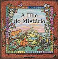 Ilha do misterio, a - Brinque book