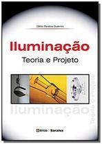 Iluminacao - teoria e projeto - Editora erica ltda