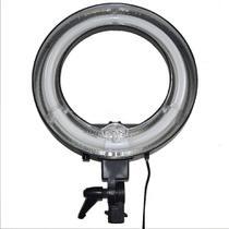 Iluminador de LED Anel Circular Ring Light - Comimp