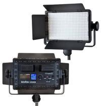 Iluminador Led Profissional 500c led Ultra Bicolor Controle - Greika