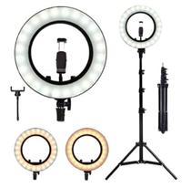 Iluminador LED Ring Light 10