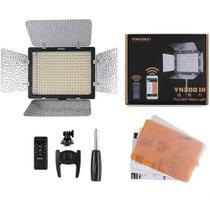 Iluminador LED Yongnuo YN-300 III (somente LED) -