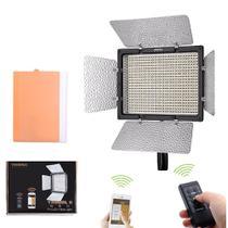 Iluminador Painel Yongnuo YN-600L II Daylight de 600 LEDs -