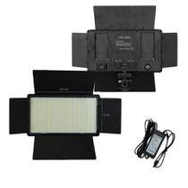 Iluminador Pro Led 600 Bicolor 40W Somita + Fonte - Equifoto
