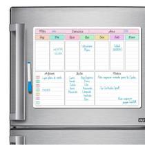 Ímã De Geladeira - Porta Recados - Modelo 03 - Micro Oficina